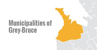 Municipalities of Grey Bruce