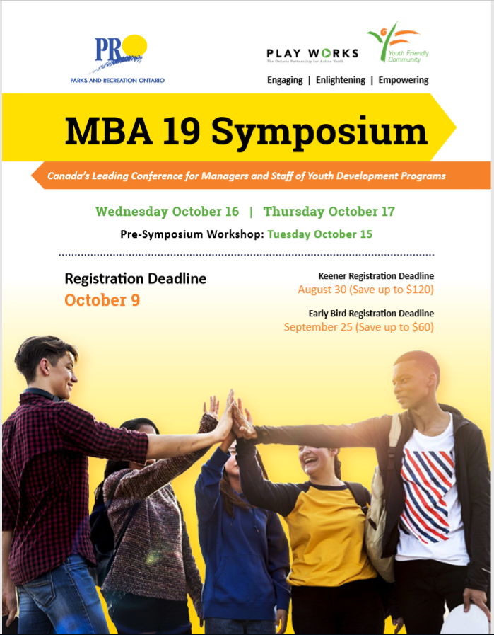 PRO MBA Sympossium 2019