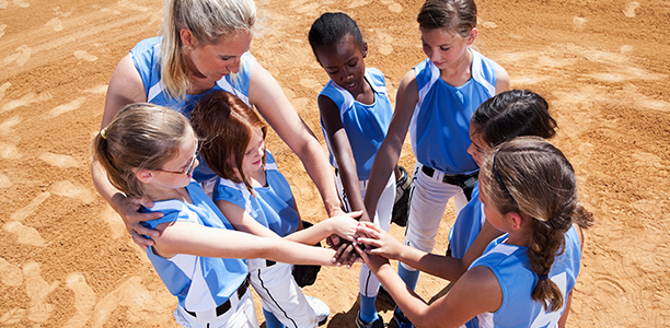 photo of girls soccer team from Active For Life webiste