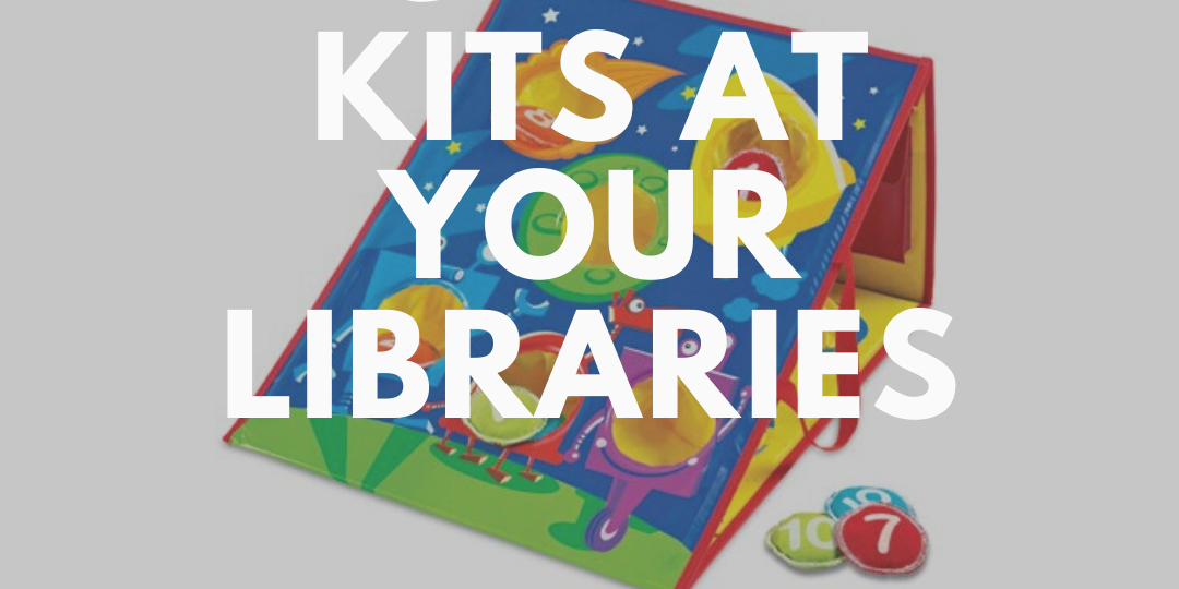 Activity kits at your libraries